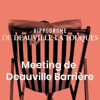 PASS DUO MEETING DE DEAUVILLE BARRIERE 2020