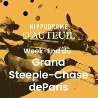 GRAND STEEPLE-CHASE DE PARIS 2019